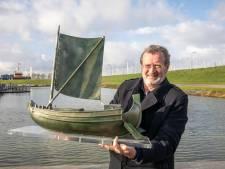 Een kopie van een Romeins schip, dát moet er in Colijnsplaat komen, vinden inwoners