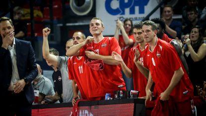 Spirou Charleroi zegeviert in Istanboel in de FIBA Europe Cup