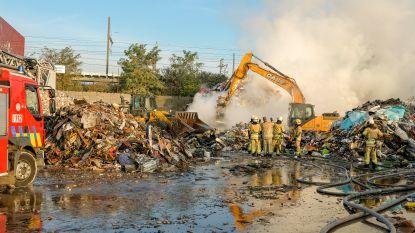Twee afvalbranden in enkele uren tijd, geen kwaad opzet