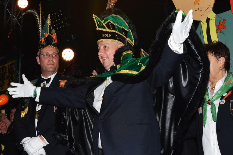 Prins Dario, de nieuwe prins carnaval Ninove