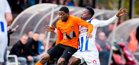 FC Lienden zet ongeslagen reeks voort in Hardenberg