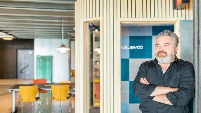 Deusjevoo ontwerpt tv-studio van 3m²