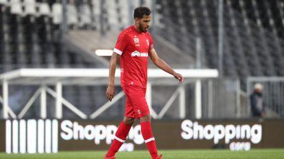 """Kapitein Faris Haroun blijft bij Antwerp: """"Waarom zou ik weggaan?"""""""