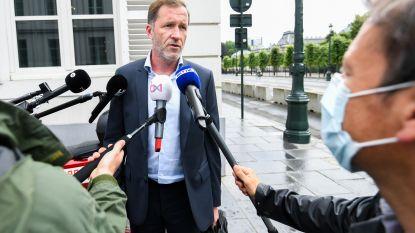 """PS-voorzitter Paul Magnette: """"Tripartite is enige mogelijkheid, we gaan toch geen weken meer verliezen?"""""""