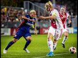 Vrouwen Ajax onderuit tegen Lyon