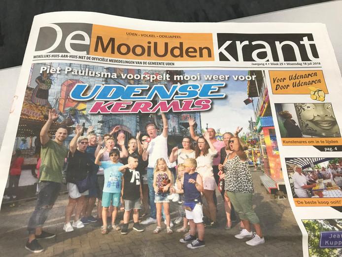 De Mooi Uden Krant