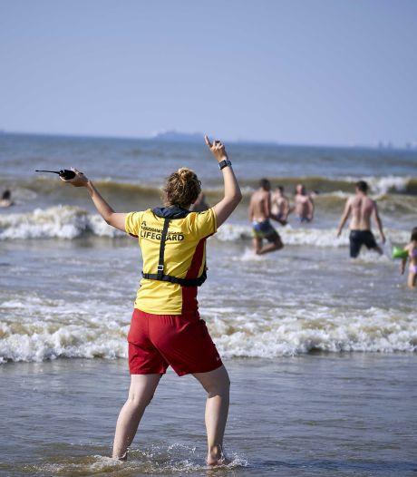 Aantal geredde zwemmers afgelopen zomer verdubbeld