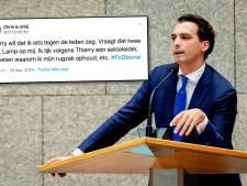 Rel rond journalist bij bijeenkomst Forum voor Democratie in Rotterdam