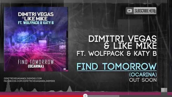 Katy B verleent stem aan anthem Tomorrowland 2013
