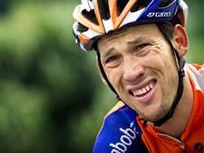 Maarten Tjallingii onthult selfiebord Giro