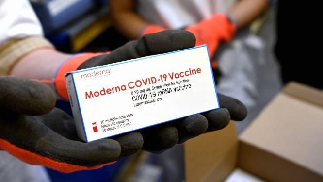 """ZNA Middelheim ontvangt eerste lading Modernavaccins voor Vlaanderen: """"Licht aan het einde van de tunnel"""""""