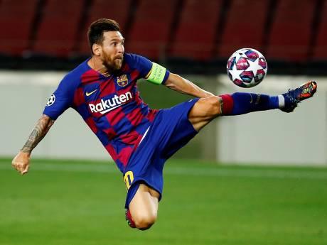 'Messi koopt appartement in Milaan', toch transfer naar Inter?