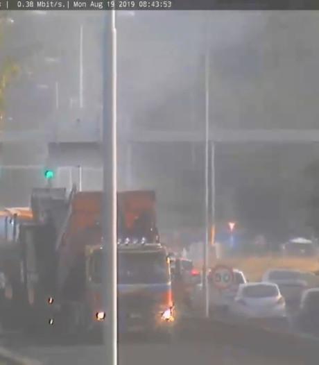 Gevreesd verkeersinfarct rond Arnhem blijft uit; ochtendspits zeer rustig