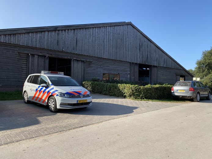 Bij een ongeval in Stal Lozeman in Putten raakte zondagochtend een ruiter zwaargewond.