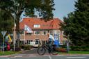 het hoofdgebouw van de Heldringstichting in Zetten.