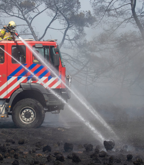 Brandweer rukte vorig jaar vaker uit voor 'hulpverlening': 'Kijken of het een trend is'