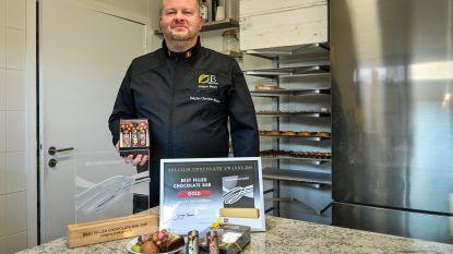 Leerkracht PIVA maakt lekkerste gevulde chocoladereep van België