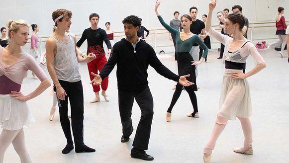 Dansers van The Royal Ballet.