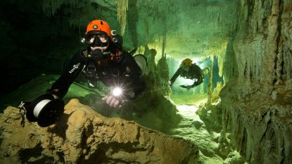 Langste onderwatergrot ter wereld ontdekt in Mexico. Vondst kan nieuw licht werpen op mysterie van de Maya's