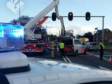 Utrecht zoekt uit hoe stoplicht te pletter heeft kunnen vallen