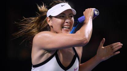 Sharapova krijgt wildcard voor Australian Open - Spanje naar kwartfinales ATP Cup