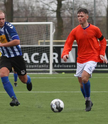 Zware tegenvaller voor HSC'21-aanvaller De Vries