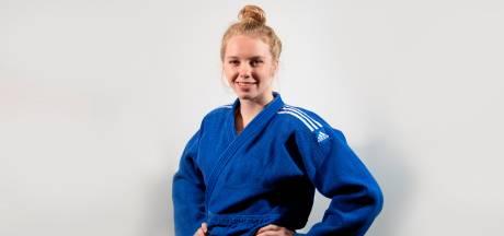 Zilver in Talinn voor judoka Hilde Jager uit Markelo