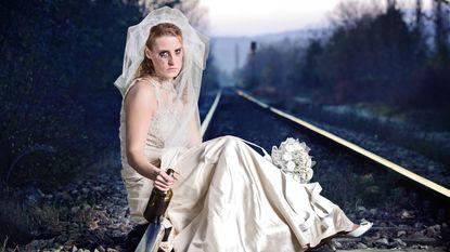 De wraak van de bruid: alles verkopen na scheiding