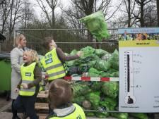 Arnhemse kinderen halen 21,5 kuub zwerfafval op
