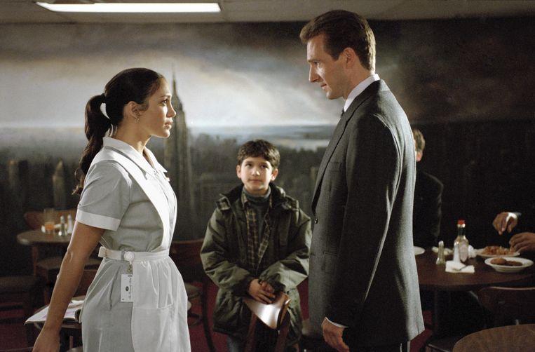Jennifer Lopez en Ralph Fiennes