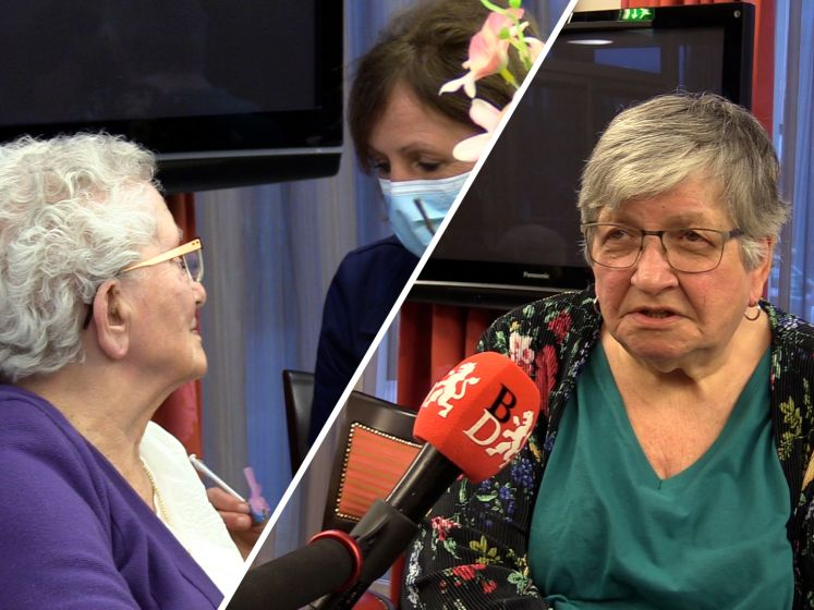 Eerste ouderen krijgen vaccinatie: 'Hopen dat het dan over is'