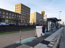 Vandalen laten spoor van vernieling achter in Parkwijk: 13 auto's en bushokje doelwit