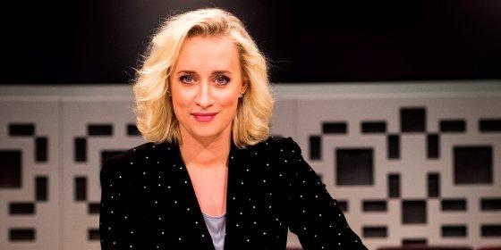 Talkshowhost Eva Jinek maakt overstap naar RTL