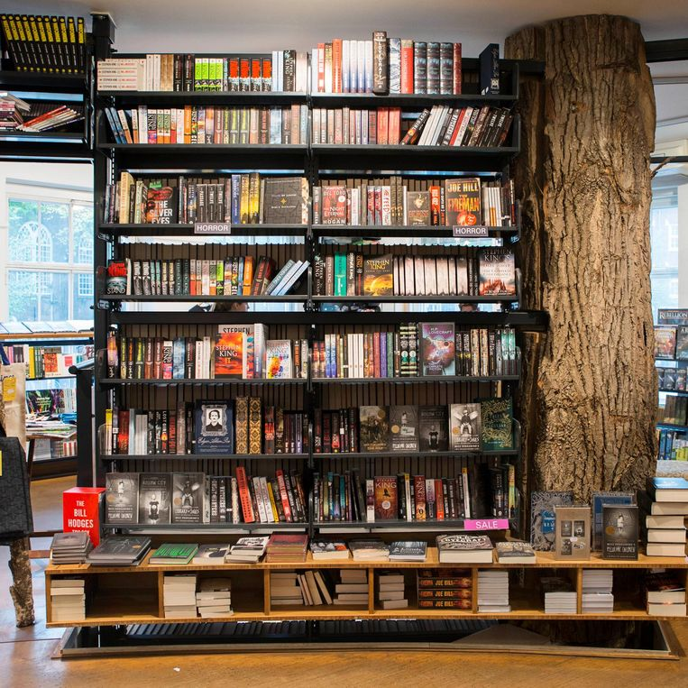 The American Book Center Beeld Charlotte Odijk