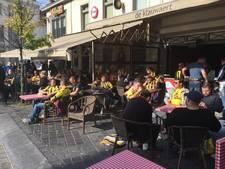 1.500 Vitesse-fans naar Rome: 'Laat zien hoe het ook kan'