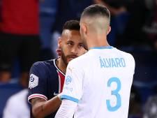 Pas de sanction contre Neymar et Alvaro