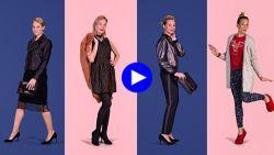 Black tie, tenue de ville… 4 party dresscodes ontcijferd!