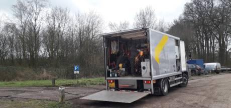 Politie onderzoekt of lekkende oliepijpleiding in Haaren werd afgetapt