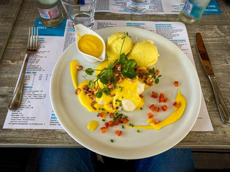 """Visrestaurant Arno's, Oostende: """"Degelijke prijs-kwaliteit"""""""