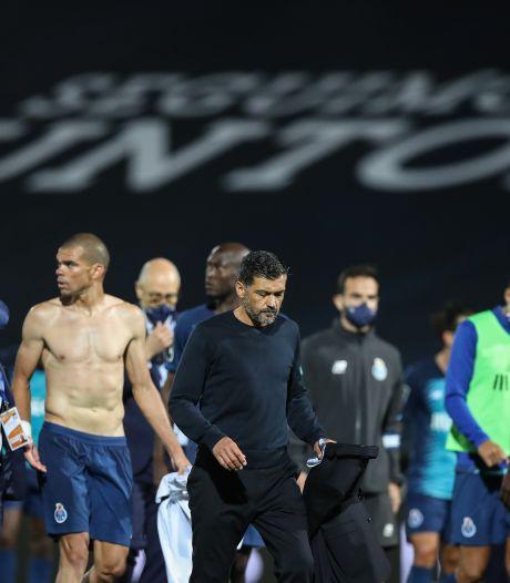 FC Porto zet na coronapauze direct koppositie op het spel