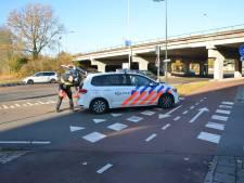 Fietser aangereden in Breda, slachtoffer naar ziekenhuis gebracht