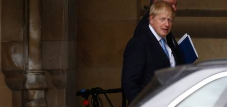 Boris Johnson en Jeremy Hunt gaan strijden om opvolging Britse premier May