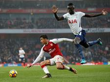 Arsenal deelt Spurs flinke tik uit