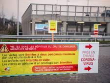 """Le décès survenu vendredi à Charleroi """"n'était pas dû au coronavirus"""""""