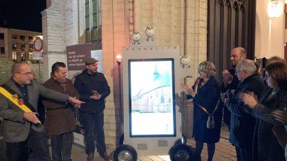 Sint-Truiden sluit Trudojaar af met blijvend kunstwerk