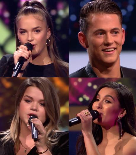 Deze talenten staan hoe dan ook in liveshows van The Voice