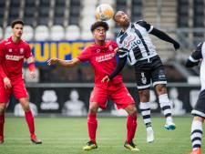 Rode Roemeratoe ziet Jong FC Twente pas laat punt pakken in streekderby