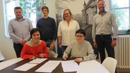 Gemeentebestuur verlengt samenwerkingsovereenkomst met Kasteel van Gaasbeek (en dat komt ook inwoners ten goede)