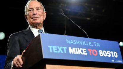 """Een miljoen dollar per dag op Facebook, en nu ook memes: hoe Michael Bloomberg de """"coole kandidaat"""" van de Democraten wil worden"""