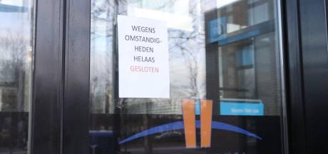 FC Den Bosch supporters helpen politie en patrouilleren door de stad, weinig ongeregeldheden in de avond
